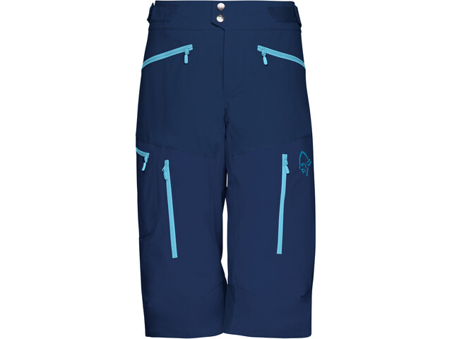 Norrøna Fjørå Flex1 Shorts Damen indigo night